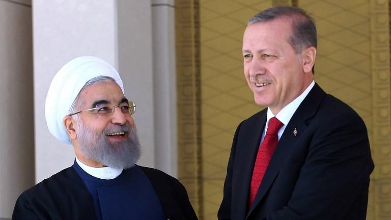 Turki Tolak Ikuti Jejak AS Sanksi Iran