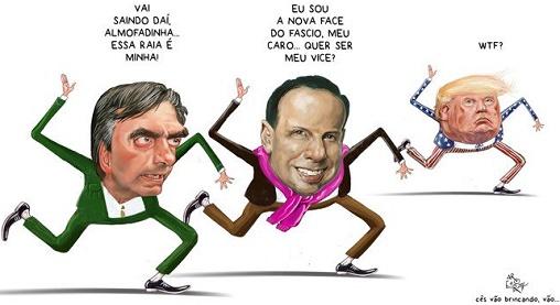 Resultado de imagem para Pré-candidato, Bolsonaro percorre o país bancado pela Câmara