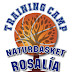 I Training Camp Naturbasket Rosalía (22 a 29 de Julio de 2017)