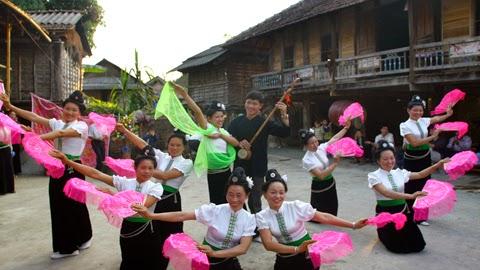 Sẽ tổ chức Ngày hội Văn hóa dân tộc Thái lần thứ nhất tại Lai Châu