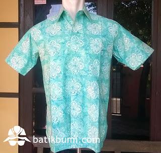 Kemeja Batik Casual
