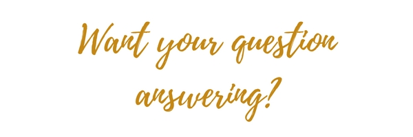 Want your question answering?