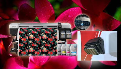 sublimation printer: How to Perform a Epson Nozzle Check? & How to