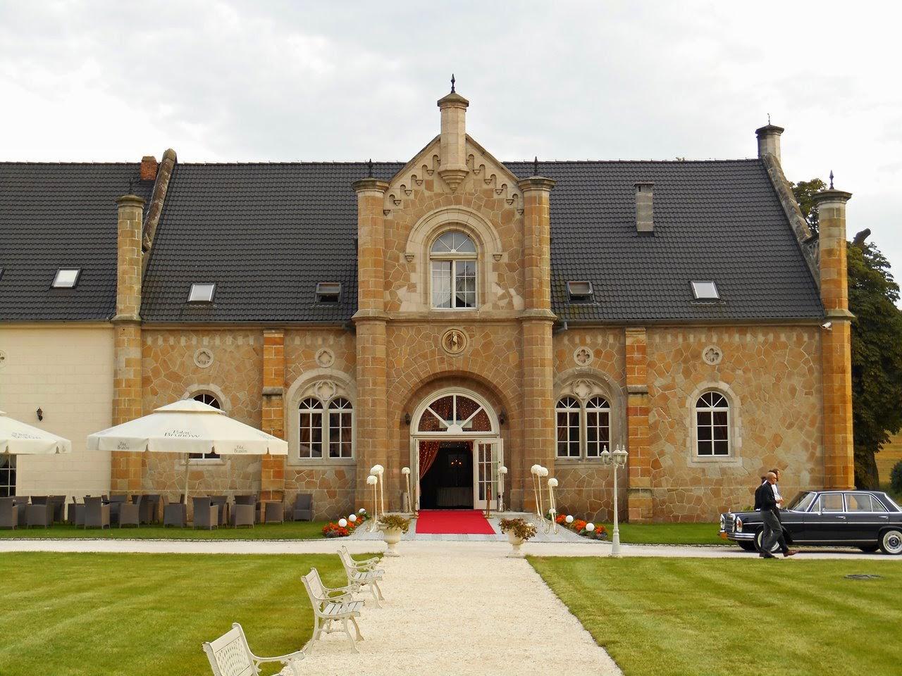 pałac w Brunowie