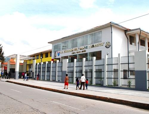 Escuela 82016 SANTA TERESITA - Cajamarca