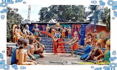 चन्द्रपुर mandir,temple in cg