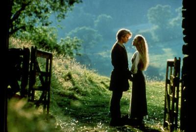 The Princess Bride Westley  Cary Elwes & The Princess Bride Robin Wright