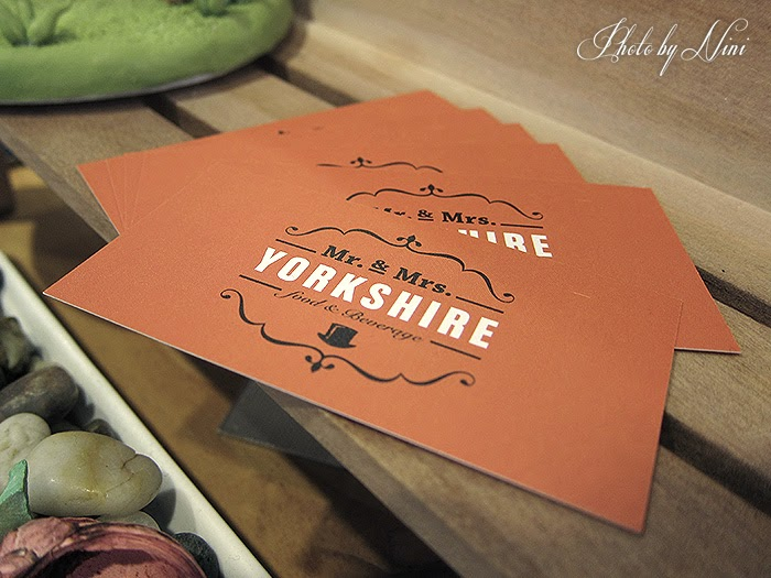【台北大直】約克夏餐廳Yorkshire。低調未曝光的正統英式早午餐