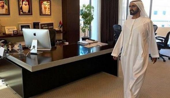 Η στιγμή που ο Σεΐχης του Ντουμπάι βρίσκει άδεια τα γραφεία των δημοσίων υπηρεσιών - ΒΙΝΤΕΟ