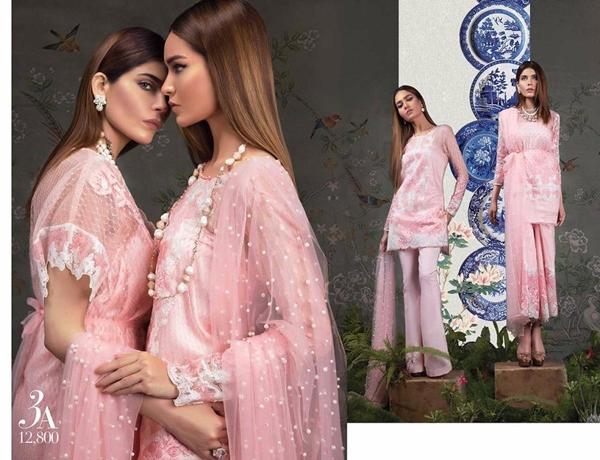 Sana Safinaz Latest Eid Wear Designs 2017