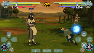 Naruto Shippuden Narutimate Accel 3 for Android