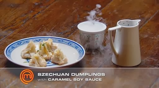 """sichuan dumplings with soy sauce caramel 2 essay The pickled cucumbers that survived the 1980s aids epidemic by: (soy sauce) 2 teaspoons sugar this """"pickle"""" recipe is a sichuan-style cucumber salad."""