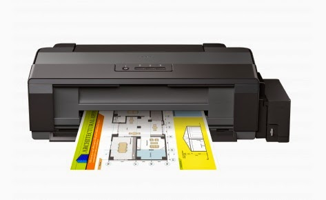 Print Long-lasting Photos with Epson L1800