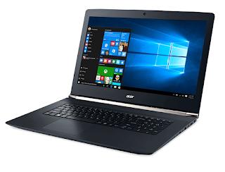 Review spesifikasi dan Harga Acer Aspire V17 Nitro BE VN7-793G-706L