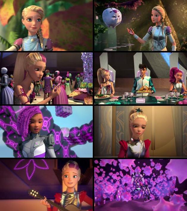 Barbie Star Light Adventure 2016 Dual Audio Hindi 480p BluRay