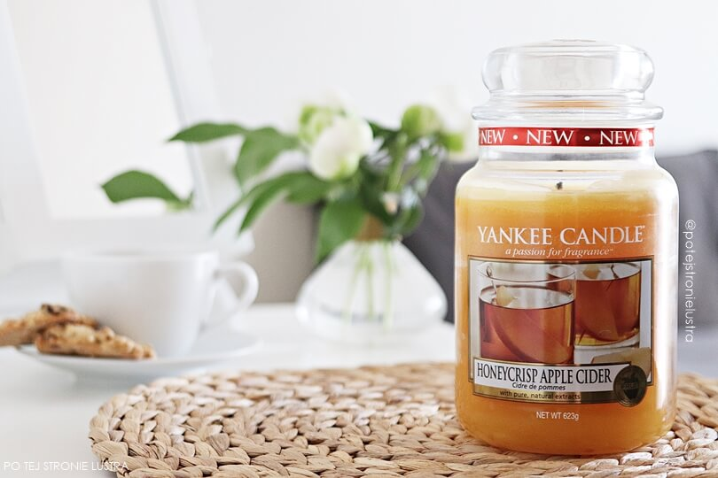 yankee candle honeycrisp apple cider blog