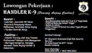 LOKER LAMPUNG - PT. West Point Indoensia
