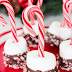 Peppermint Chocolate Covered Marshmallows for Christmas