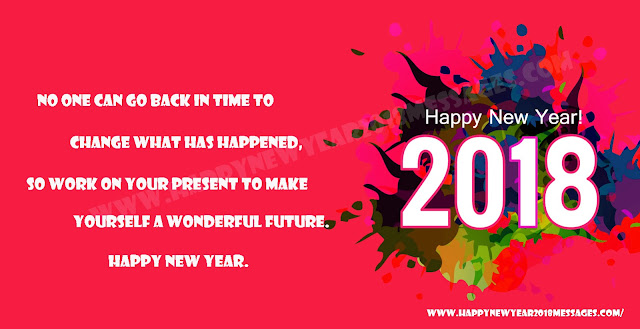 New Year Messages 2018