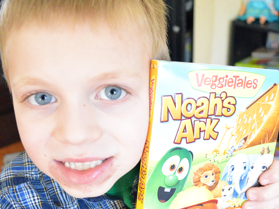 Love Veggie Tales? Don't Miss This Amazing Event & Sale! #FCBlogger ##VeggieTalesNoah