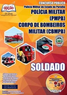 Apostila Concurso Público Polícia Militar do Estado da Paraíba 2014