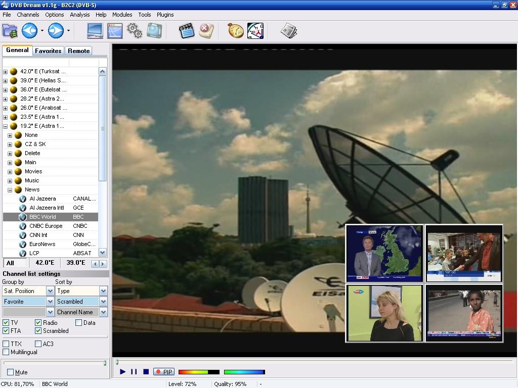 DVB Dream 3.7