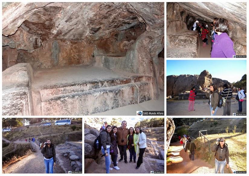 Ruínas de Q'enco - City Tour em Cuzco