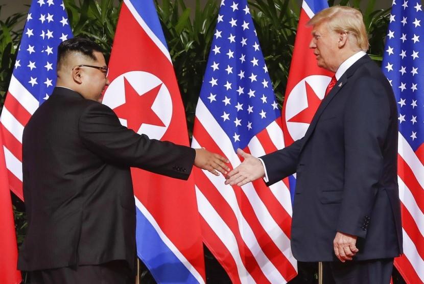 Siapa Pemenang Utama Pertemuan Trump dan Jong-un