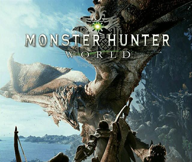 تحميل اللعبة الرائعة MONSTER HUNTER WORLD بحجم 13 جيجا