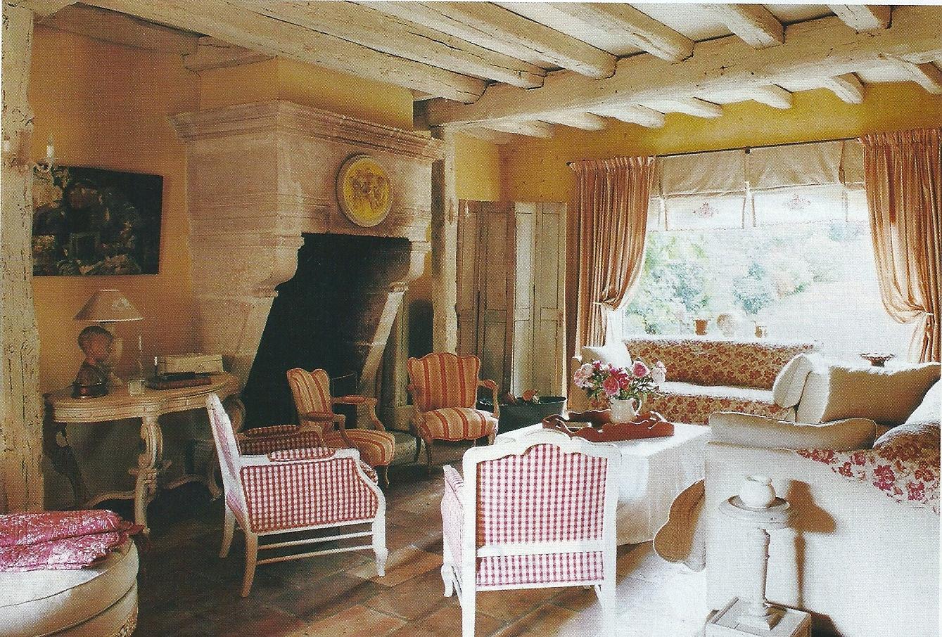 I sogni nel cassetto interni francesi for Interni case francesi