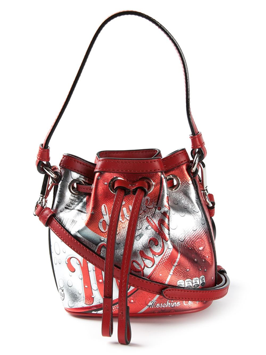 Moschino 2015 coca-cola bag