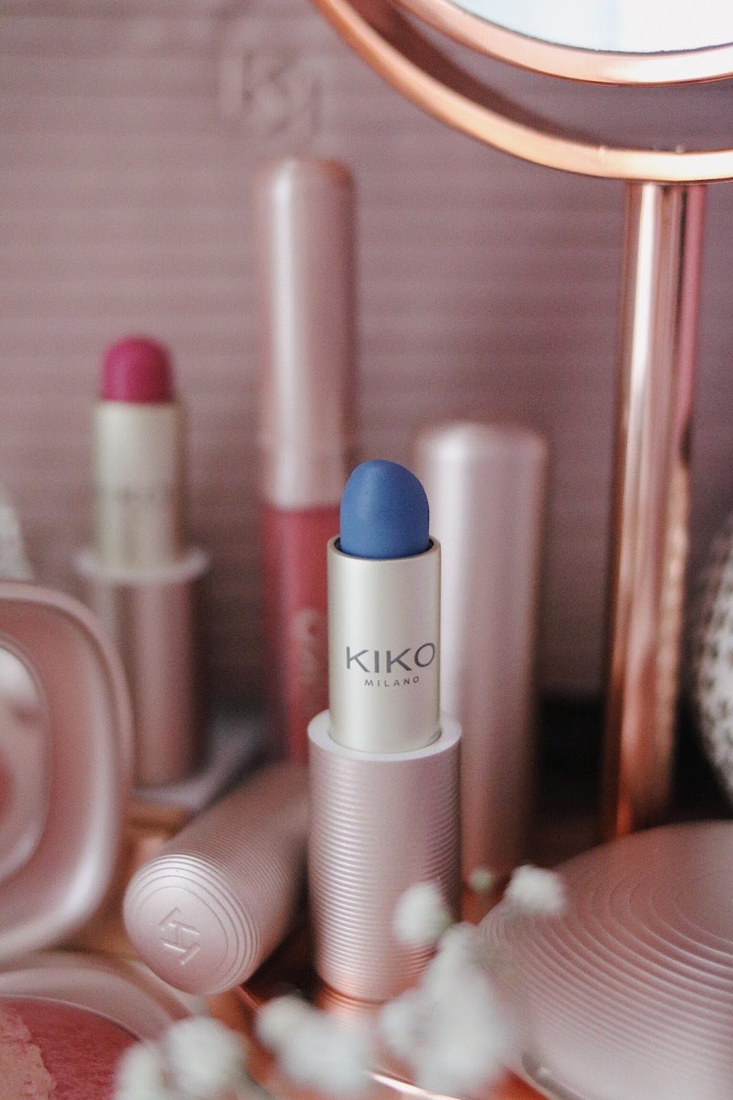 Summer 2.0 , baked blush , rose lovegrove , kiko milano , kiko france , revue , avis , swatch ,  Dreaming Iris , rose mademoiselle , rosemademoiselle , blog beauté , paris , Spring 2.0