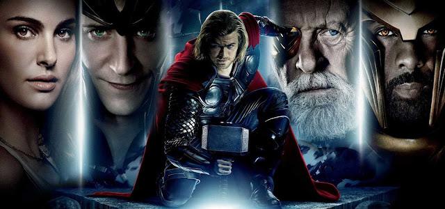 Escritor inicial de 'Thor' não sabia nada sobre o personagem da Marvel ao ser contratado para o filme
