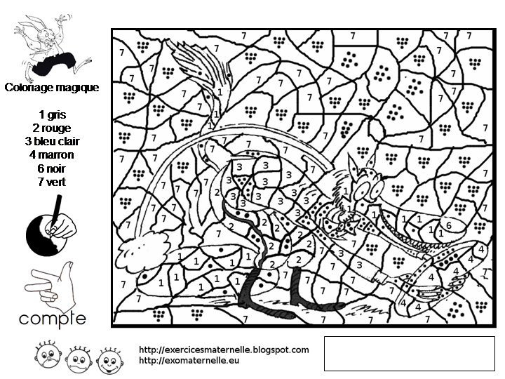 Coloriage Code Grande Section.Coloriage Magique Grande Section Lettres Liberate