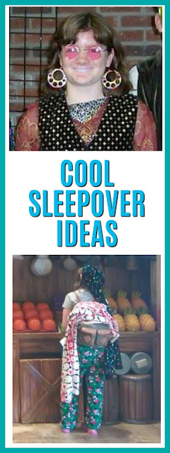 9 New Year's Eve Sleepover Ideas