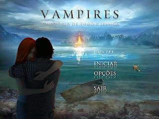 Vampires - A História de Todd e Jessica