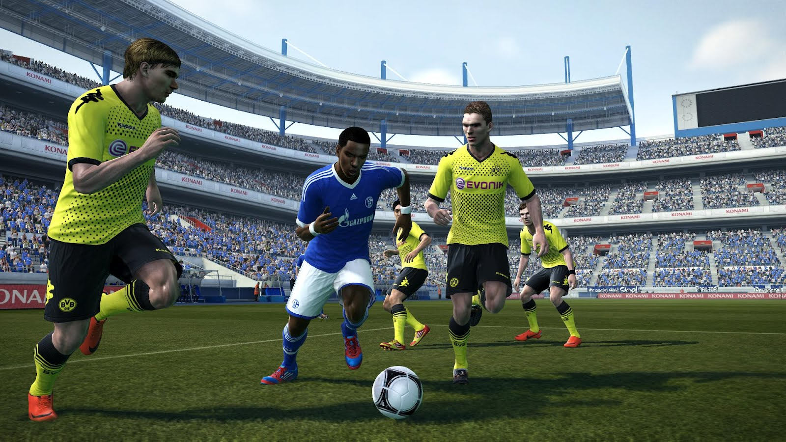 Pes 2012 Patch Download Free - saudiopen's blog