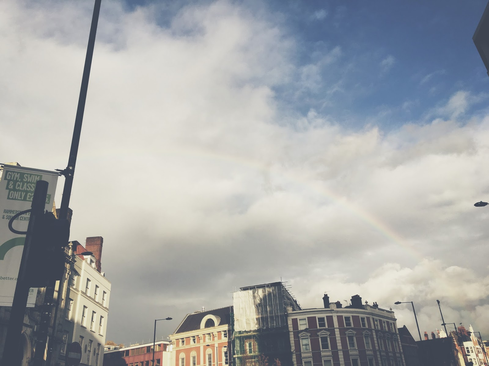 rainbow Hammersmith London