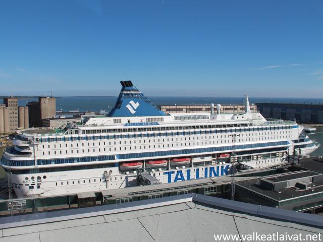 Merellä @ www.valkeatlaivat.net : Tallinnassa laivoja kuvaamassa 5.7.-6.7.2014