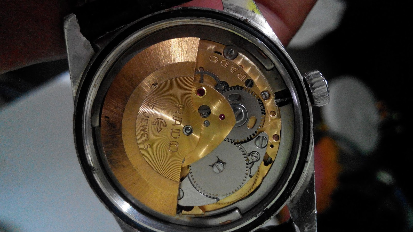 Automatic Movement 25 Jewels 8fc5f714a8
