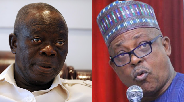 Oshiomhole, APC Struggling For Votes With PDP In Edo