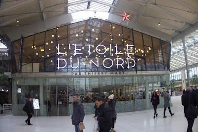 Brasserie l'Etoile du Nord par Thierry Marx, blog Délices à Paris.