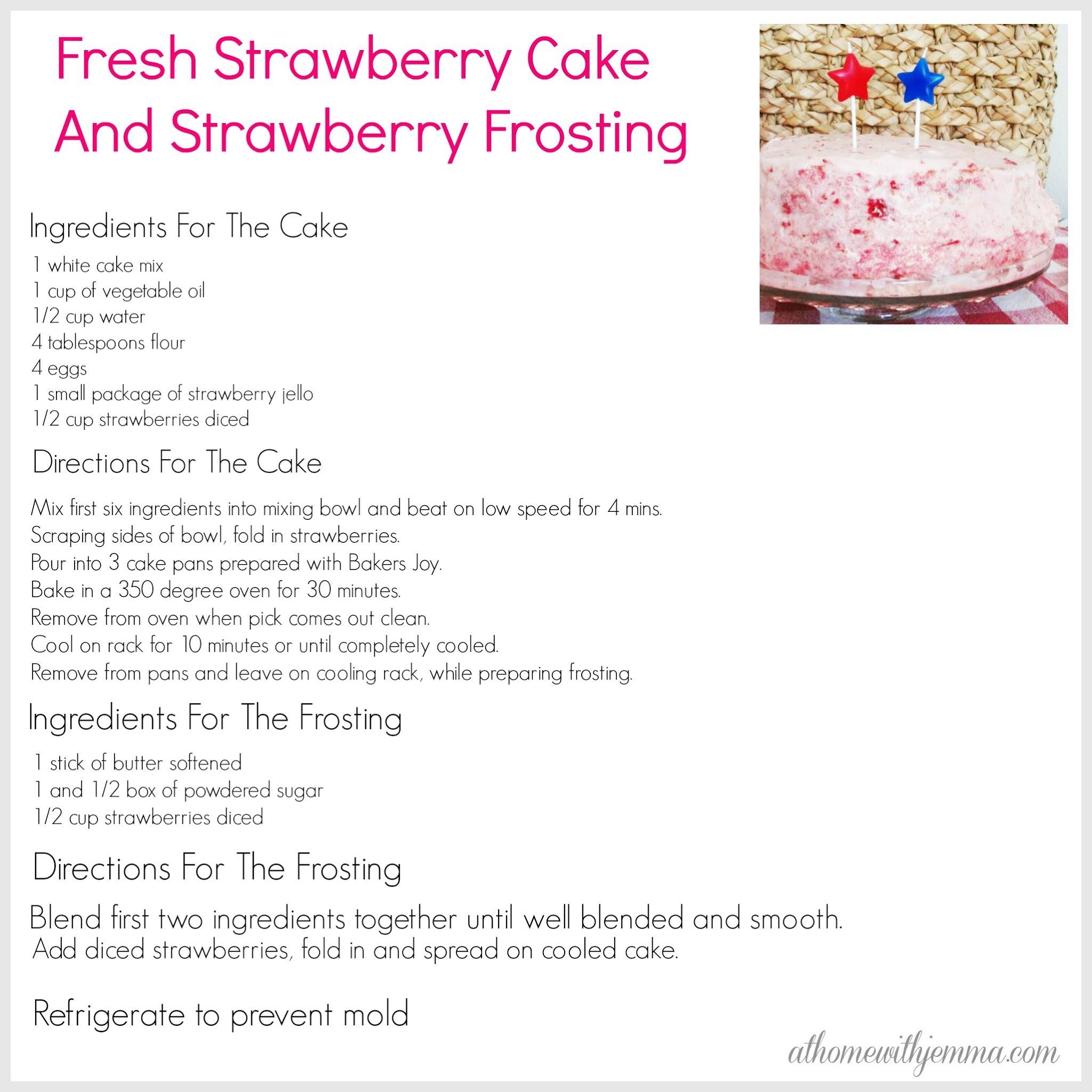 recipe-strawberry-cake-homemade-scratch-athomewithjemma