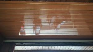 harga plafon PVC motif kayu