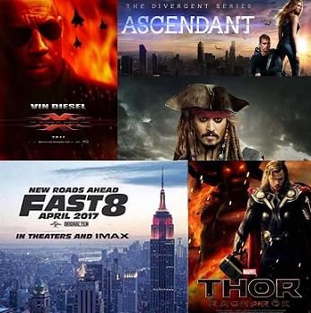 Daftar Film Terbaru Tahun 2017 Recomended