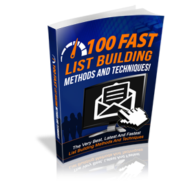 Build an email list with ease