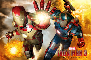 Iron Man 3 HD Wallpaper