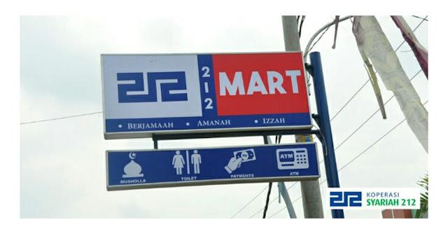 Lowongan Kerja Sumbar 212 Mart Padang