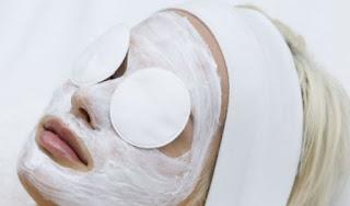 masque d'Argile blanche