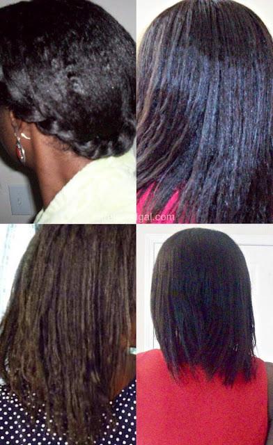My Relaxed Hair Regimen Update | A Relaxed Gal